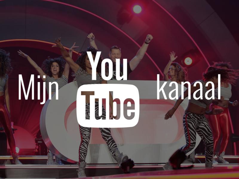 Mijn YouTube-kanaal